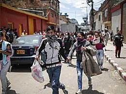 哥伦比亚监狱暴动致23死90伤 因疫情进入紧张状态