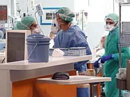 意大利24名医生殉职 意大利有约4824名医护人员感染