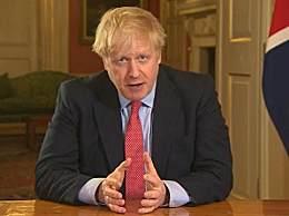 英国全国封锁三周 仅限四种情况可以出门