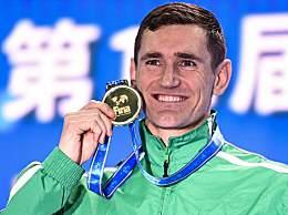 南非奥运冠军范德伯格确诊 他称:这是我至今所经历的最严重的病毒