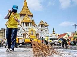 泰国宣布紧急状态 有些措施需要民众配合