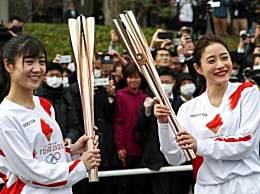 奥运火炬传递取消 奥运圣火将会留在日本