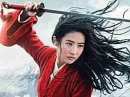 花木兰日本撤档 原计划5月22日上映