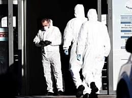 溜冰场被改停尸房 西班牙死亡人数激增