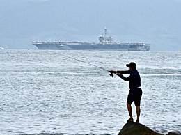 """美航母3名水兵确诊新冠 舰上约载500人10天前曾在南海""""秀肌肉"""""""