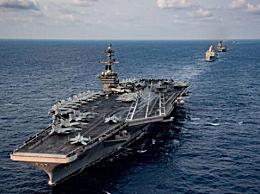 美航母3名水兵确诊新冠病毒 已被隔离当天被送离该航母