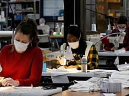 美或成疫情震中 美国确诊病例迅速增加快速攀升