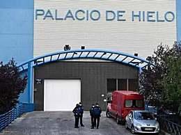 西班牙疫情严重马德里冰宫改成停尸房 火葬场来不及处理尸体