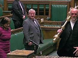 英国将关闭议会 暂时关闭一个月
