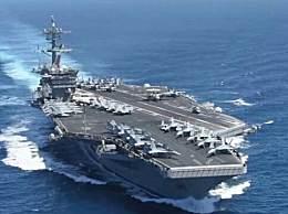 美航母又有5人确诊 此前已有3名水手检测呈阳性