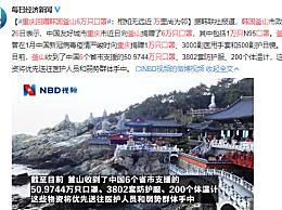 重庆回赠韩国釜山6万只口罩 物资将优先送往医护人员和弱势群体手中