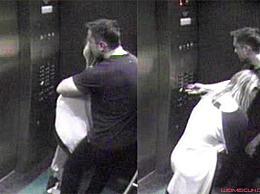 曝德普前妻婚内出轨马斯克 两人电梯内搂抱十分亲热