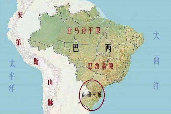 巴西人口_巴西人口2019总人数是多少巴西人口相当于中国哪个省
