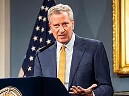 市长称纽约至少50万人失业 这还只是对失业数据的初步估计