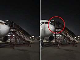 乘客打喷嚏飞行员翻窗逃走 最后乘客检测结果为阴性