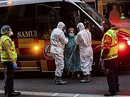 西班牙近万医护感染 部分医护人员指控政府物资供应不力