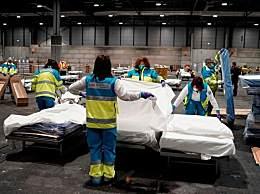 西班牙累计确诊64059例 西班牙延长国家紧急状态15天