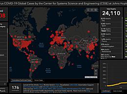 确诊病例超10万美国病例全球第一
