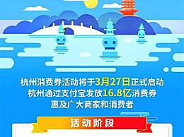 支付宝杭州消费券怎么领取 杭州消费券领取使用方法