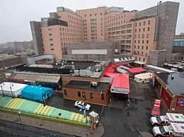 特朗普描述纽约医院惨状