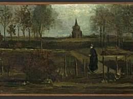 梵高的画作被偷 梵高哪副画被偷了