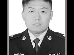 26岁民警处置T179列车事故牺牲 于忠元照片个人资料