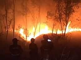 西昌森林大火