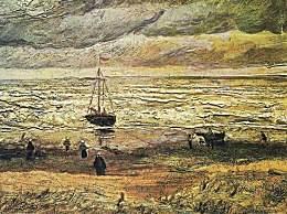 荷兰博物馆梵高的画作被偷