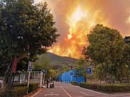 凉山州连发火灾