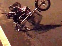 扬州一男子酒驾与电动车相撞 事故导致一名女子死亡