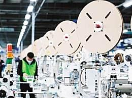 3月制造业PMI回升 复工复产成果明显