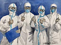 2020抗疫英雄事迹作文素材5篇
