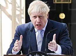 英首相约翰逊高烧入院检测