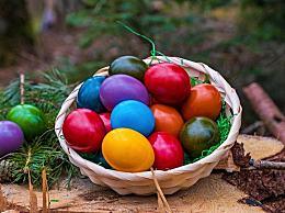 复活节彩蛋能吃吗?复活节彩蛋制作方法及由来