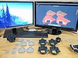 美军F-35部队3D打印自制N95口罩