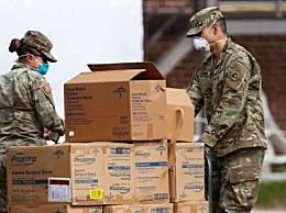 美空军成疫情重灾区 美军也开始广泛戴口罩