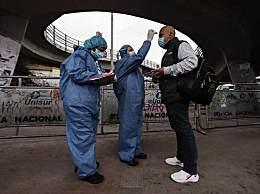 美国新冠病毒感染病例超过45万
