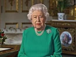 英女王复活节致辞
