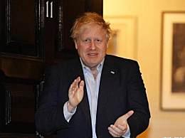 英国首相出院