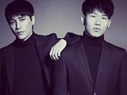 陈坤与18岁儿子更像是兄弟俩