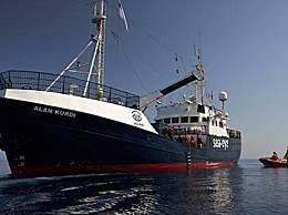 意大利禁止所有难民下船