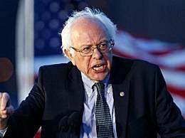 桑德斯宣布支持拜登竞选美国总统