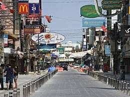 今年泰国泼水节禁止泼水 违者处以最高2年有期徒刑