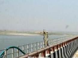 印度封城后恒河变清澈