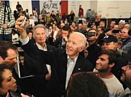 奥巴马支持拜登竞选总统