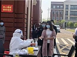 武汉开学前核酸检测