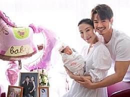 41岁的港星杨怡产女 今年2月13号公开怀孕喜讯
