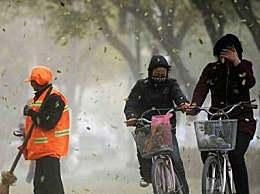 北京大风连刮三天