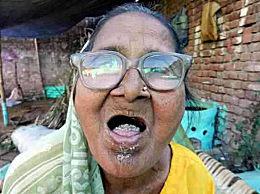 天下奇闻!92岁老太每天吃2斤沙土 坚持80年身体健康