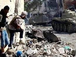利比亚国民军接管政权